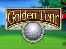 Выбирайте слот Golden Tour