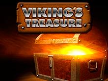 Vikings Treasure – азартный игровой автомат на деньги с 3D-графикой