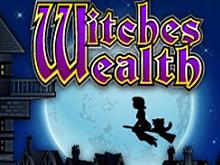 Witches Wealth – игровой автомат на деньги онлайн