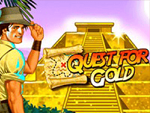 Популярные виртуальные игровые автоматы: слот Quest For Gold